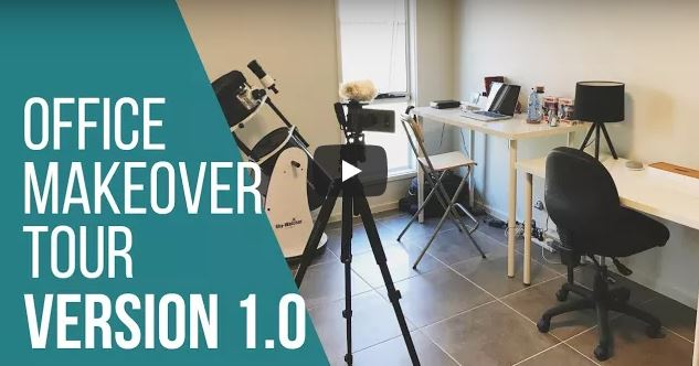 Office Makeover Tour 1.0