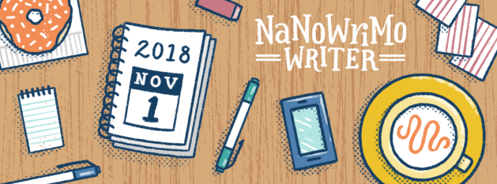 This NaNoWriMo thing? Yeah, about that!