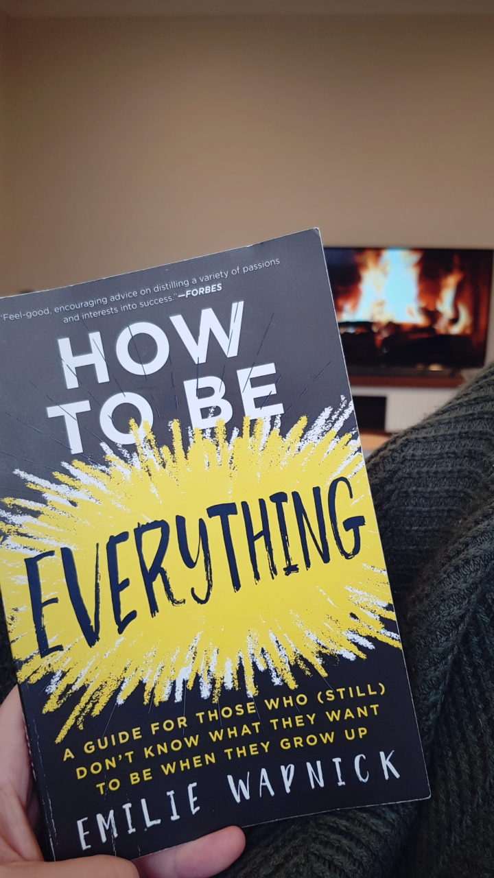 Book Review: How to Be Everything by Emilie Wapnick
